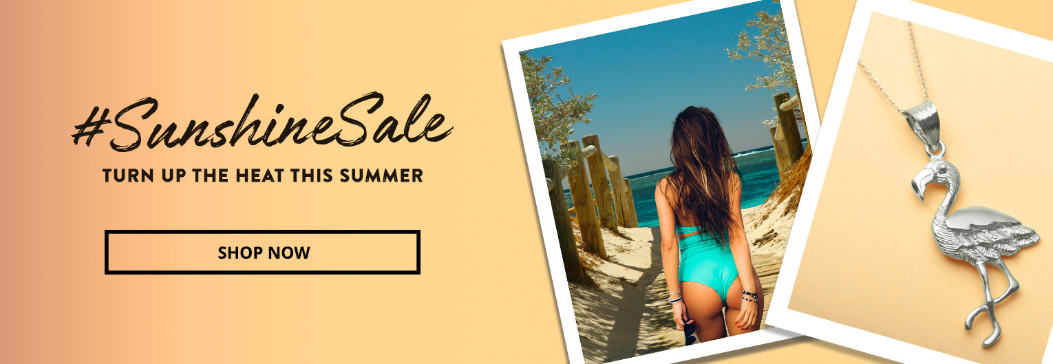 SIZZLING SUMMER STYLES - UP TO 50% OFF